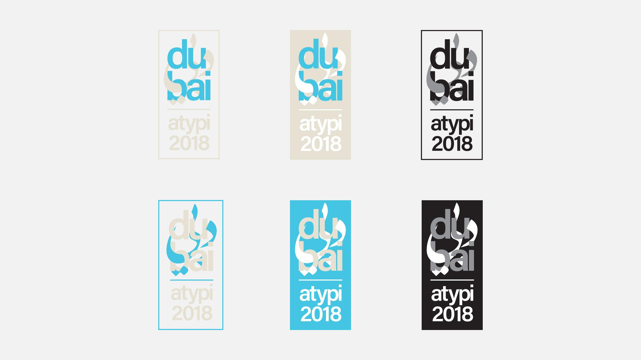 atypi Logo iterations